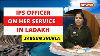 IPS officer from Ladakh on the China challenge - NEWSXLIVE