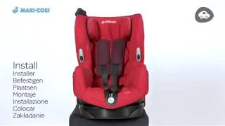 Maxi Cosi Axiss Instruction video