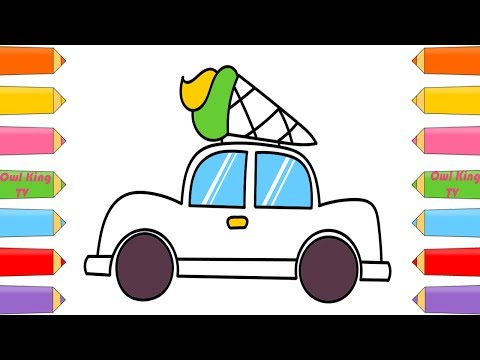 download youtube to mp3 how to draw car ice cream nursery rhymes coloring pages art colors for kids w owl king tv