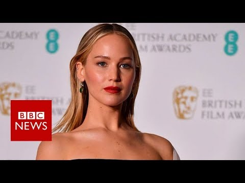 Jennifer Lawrence: Five times she's spoken out - BBC News