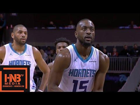 Sacramento Kings vs Charlotte Hornets 1st Qtr Highlights / Jan 22 / 2017-18 NBA Season