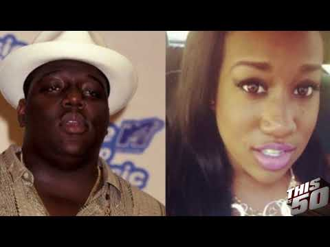 Biggie's Daughter T'yanna Wallace Shows Off Her 'Notorious' Clothing Store in Brooklyn