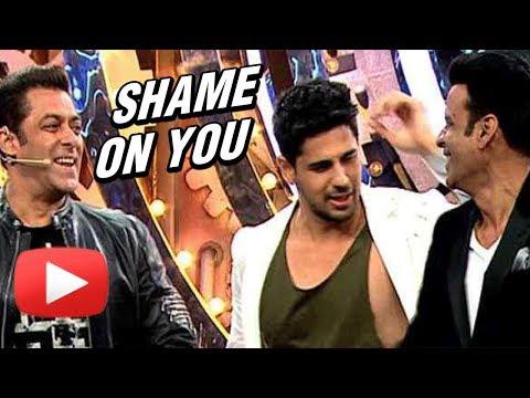 Sidharth Malhotra INSULTS BHOJPURI Language on Bigg Boss 11, Neetu Chandra BASHES Actor