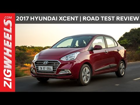 Hyundai Xcent | Road Test Review | ZigWheels.com