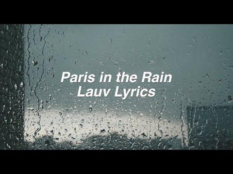 connectYoutube - Paris in the Rain || Lauv Lyrics