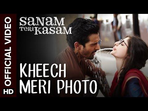 kheech meri photo video song sanam teri kasam 2016