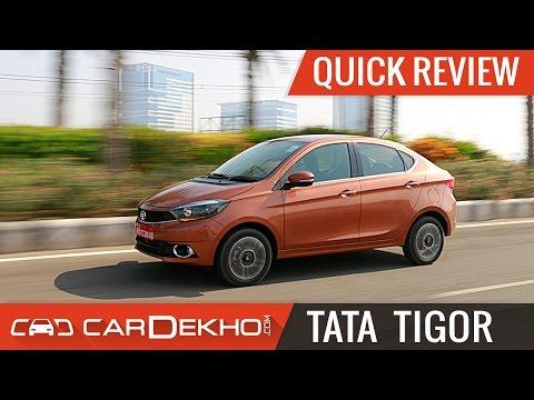 TATA Tigor   Quick Review