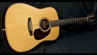 Goodall TBRD Adirondack/Brazilian Dreadnought