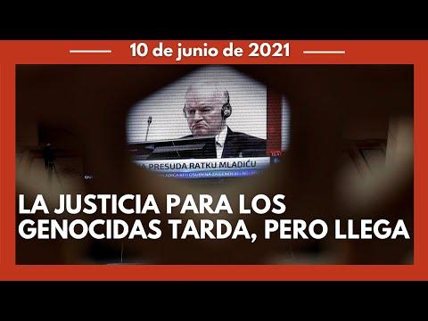 ¿Qué necesita aprender Maduro sobre el juicio a Ratko Mladic