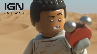 LEGO Star Wars: The Force Awakens Will Expand Movie's Lore - IGN News