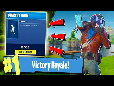 MAKING IT RAIN WINS w/ JeromeASF (Fortnite Battle Royale Squad)