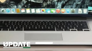 Touchscreen may be coming to MacBook Pro (CNET Update)