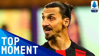 Zlatan Ibrahimovi? scores Two To Win Derby For Milan!   Inter 1-2 Milan   Top Moments   Serie A TIM