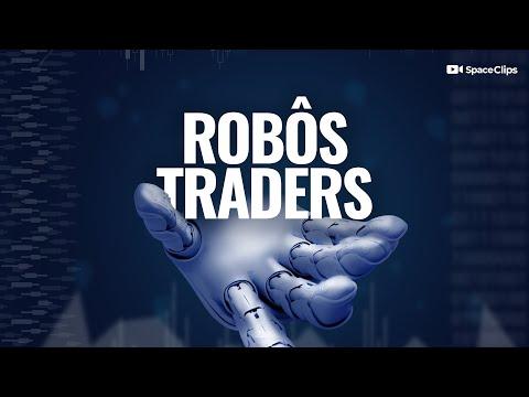 Aprenda a investir com robôs traders