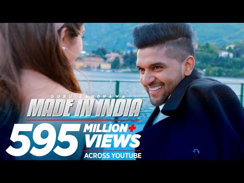 MADE IN INDIA-Guru Randhawa Video Song With Lyrics | Mp3 Download