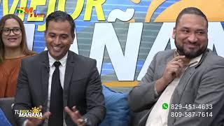 Entrevista Al Candidato Alcalde Por LA Fuerza Del Pueblo Evelio González En Tu Mejor Mañana