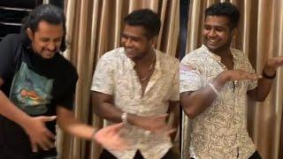 Singer Rahul Sipligunj Funny Dance With Singer Dinker | TFPC - TFPC