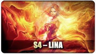 Dota 2 - S4 - Lina - 32/9/24