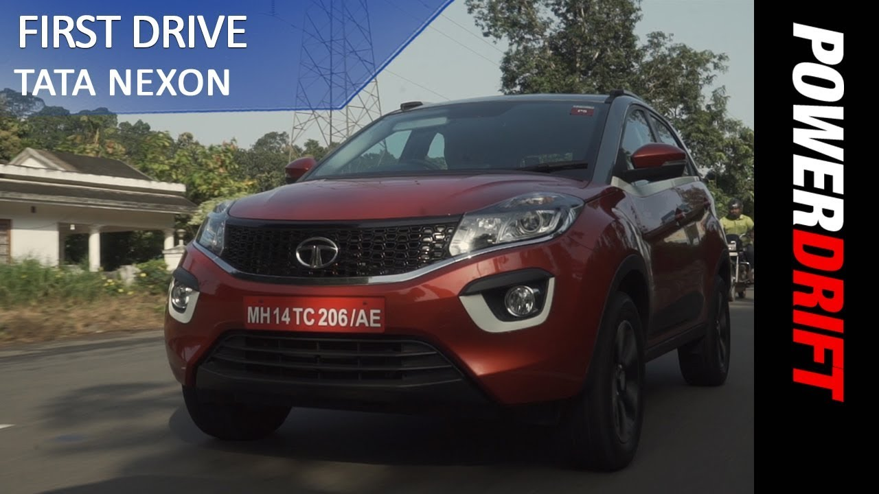 Tata Nexon :The car youve been waiting for? : PowerDrift