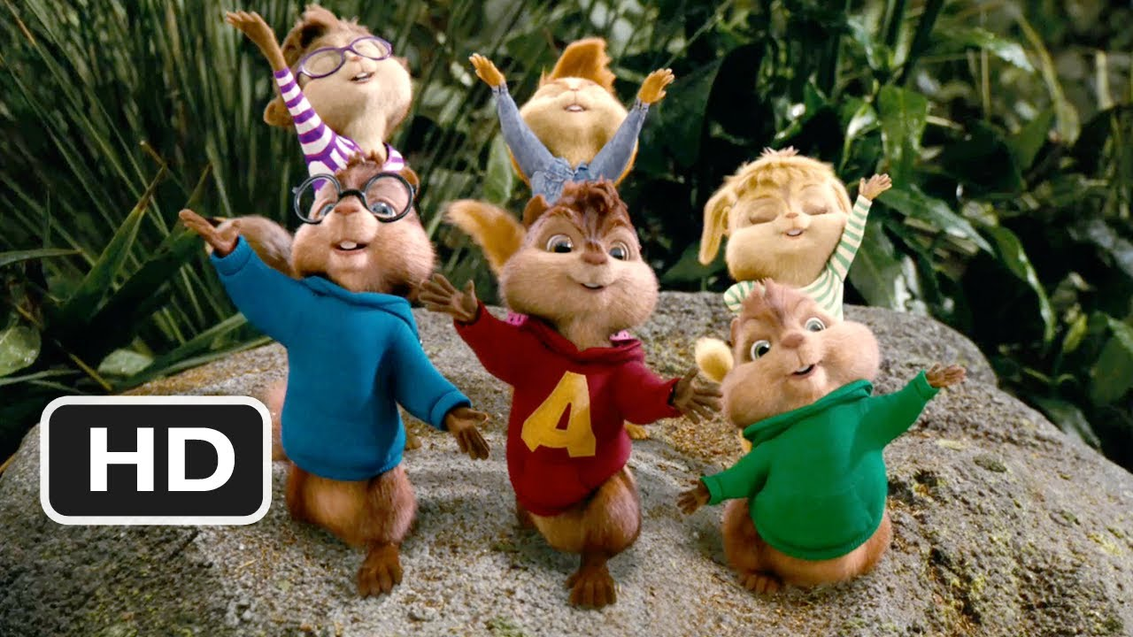 Alvin And The Chipmunks Chipwrecked 2011 Exclusive Trailer Hd