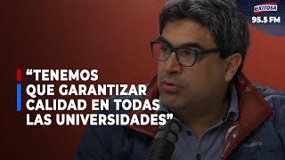 ????????Ministro Benavides: Tenemos que garantizar calidad en todas las universidades del Perú