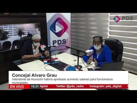 Entrevista- Concejal Alvaro Grau