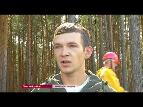 Лесные пожарные области участвовали в региональном этапе всероссийского конкурса на звание «лучший»