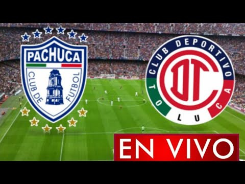 Donde ver Pachuca vs. Toluca en vivo, por la Jornada 8, Liga MX 2021
