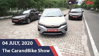 2020 Honda City Review: Petrol & Diesel Tested | The Car And Bike Show - NDTV
