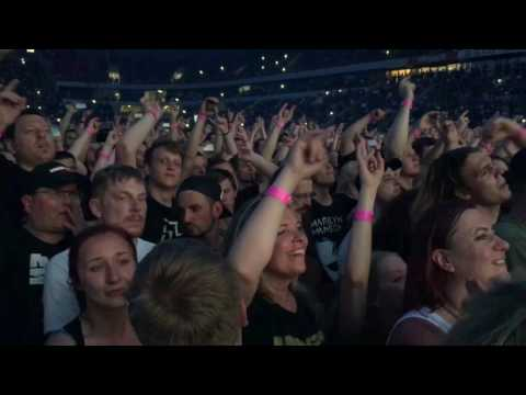Rammstein mix Praha 29 5 2017 Full HD Multicam (Front of stage)