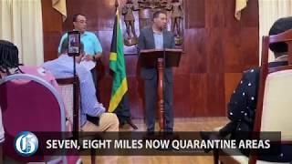 #COVID-19   Jamaica declared disaster area