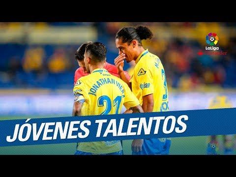Jóvenes Talentos: Mauricio Lemos, UD Las Palmas