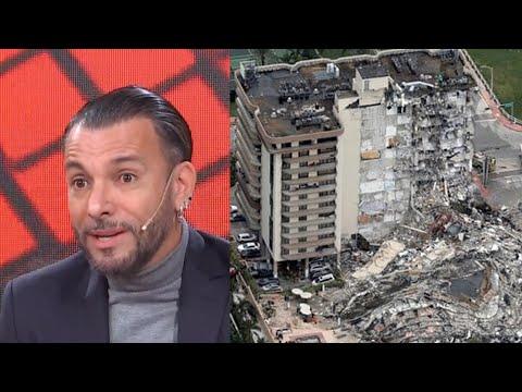 Por primera vez, Martín Bossi relata en detalle todo lo que vivió el día de la tragedia de Miami