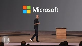 Why Microsoft had the best tech keynote of 2015