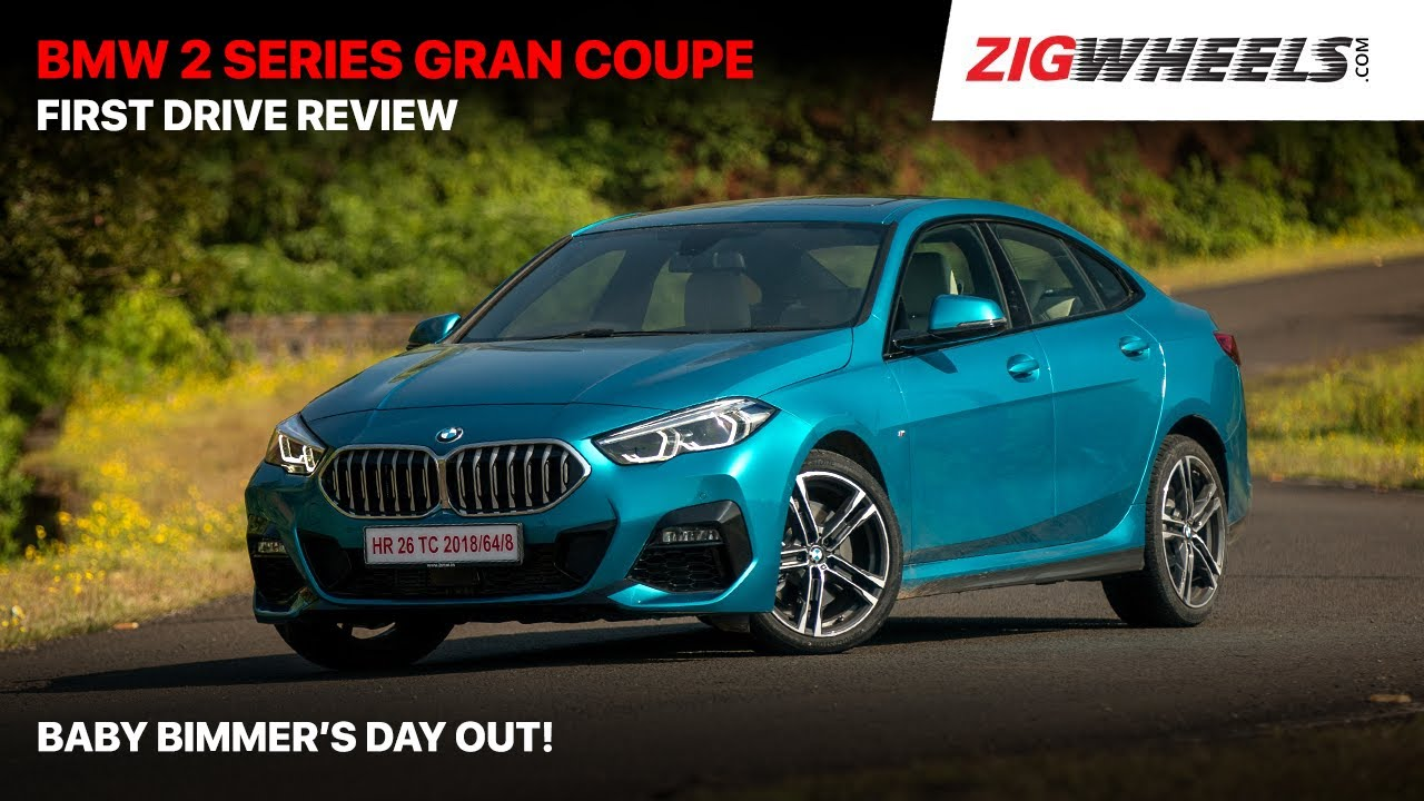 🚗 BMW 2 Series Gran Coupe: First Drive Review | Look At Them Wheels! | ZigWheels.com