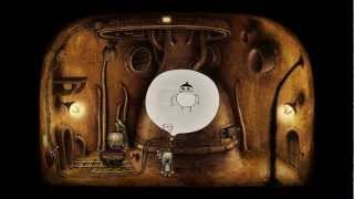 Machinarium Walkthrough 1080p HD (Part 1)