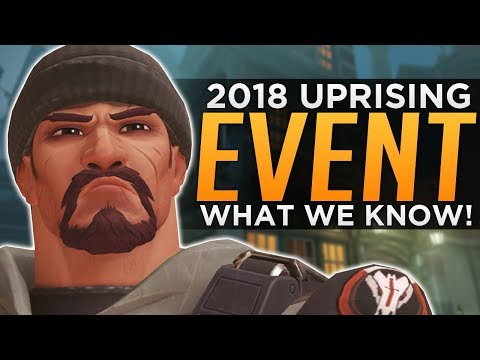 connectYoutube - Overwatch: Uprising EVENT 2018 - Everything We Know!