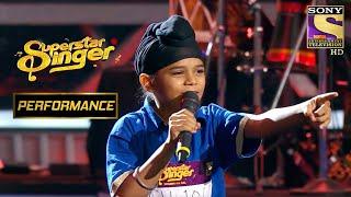 Jashanpreet Delivers A Terrific Performance   Superstar Singer - SETINDIA