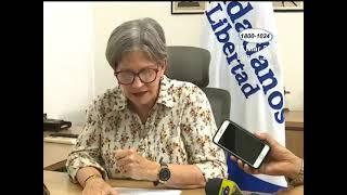 Alianza Ciudadana inicia inscripciones de candidatos presidenciales