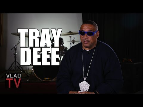 connectYoutube - Tray Deee on Warren G Getting Chain Snatched at Death Row, Getting It Back (Part 6)