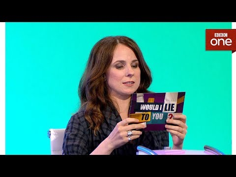 connectYoutube - Was Cariad Lloyd sacked from a call centre? - Would I Lie To You: Series 11 BBC One