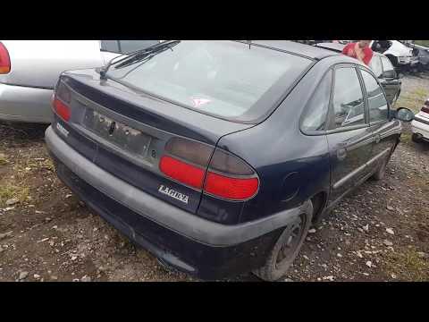 Renault Laguna 1995 m dalys