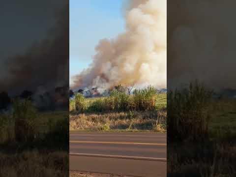 Se inicia temporada de incendios en Paraguay