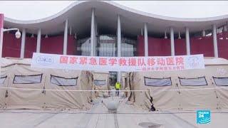 Coronavirus : au moins 1367 décès et 59805 cas, des têtes tombent en Chine