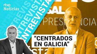 Entrevista a PANCHO CASAL, de MAREA GALEGUISTA, por Xabier Fortes | Los desayunos de TVE | RTVE