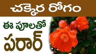 Eat These Flowers Cure Diabetes In Just 5 Days #Diabetes
