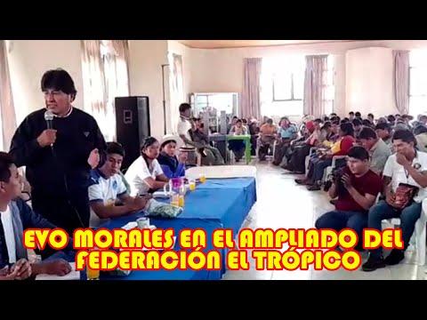 EVO MORALES INFORMO QUE SE ESTA HACIENDO UNA PELICULA DE SU VIDA ..
