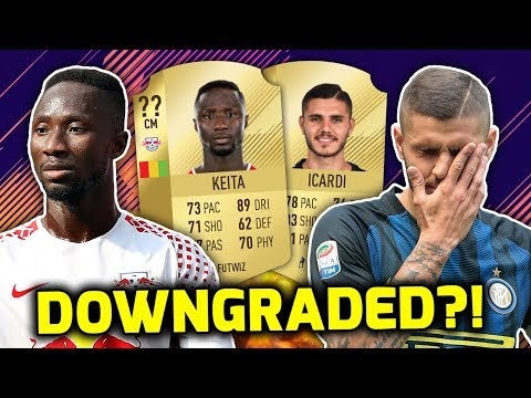 Top 10 Most SHOCKING FIFA 18 Ratings!