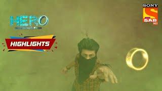 Veer Unites With His Ring To Destroy Guru Khatri | Hero - Gayab Mode On | Episode 124 | Highlights - SABTV