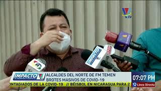 Alcaldes Del Norte de FM temen brotes masivos de Covid-19